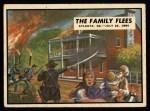 1962 Topps Civil War News #75   The Family Flees Front Thumbnail
