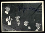 1964 Topps Beatles Black and White #108  George Harrison  Front Thumbnail