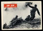 1965 Philadelphia War Bulletin #5   End Run Front Thumbnail