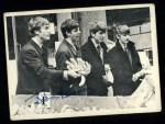 1964 Topps Beatles Black and White #5  John Lennon  Front Thumbnail