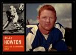 1962 Topps #42  Bill Howton  Front Thumbnail