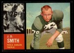 1962 Topps #122  J.D. Smith  Front Thumbnail