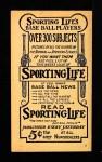 1910 M116 Sporting Life  Jack Lapp  Back Thumbnail