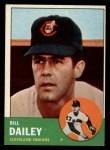 1963 Topps #391  Bill Dailey  Front Thumbnail