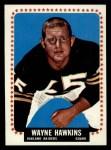 1964 Topps #140  Wayne Hawkins  Front Thumbnail