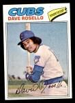 1977 Topps #92  Dave Rosello  Front Thumbnail