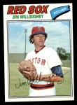 1977 Topps #532  Jim Willoughby  Front Thumbnail