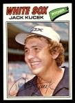 1977 Topps #623  Jack Kucek  Front Thumbnail