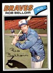 1977 Topps #312  Rob Belloir  Front Thumbnail