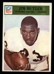 1966 Philadelphia #147  Jim Butler  Front Thumbnail