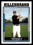 2005 Topps #463  Shea Hillenbrand  Front Thumbnail