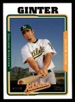 2005 Topps #543  Keith Ginter  Front Thumbnail