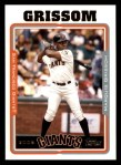 2005 Topps #470  Marquis Grissom  Front Thumbnail