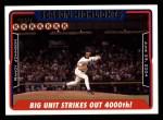 2005 Topps #333   -  Randy Johnson Season Highlights Front Thumbnail