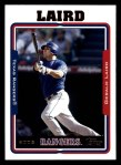 2005 Topps #260  Gerald Laird  Front Thumbnail