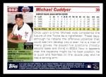 2005 Topps #562  Michael Cuddyer  Back Thumbnail