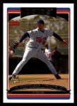 2006 Topps #309   -  Francisco Liriano Rookie Card Front Thumbnail