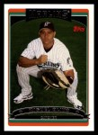 2006 Topps #561  Miguel Olivo  Front Thumbnail