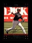 2007 Topps #299   -  Orlando Hudson Golden Glove Front Thumbnail