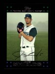 2007 Topps #399  James Shields  Front Thumbnail