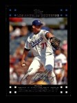2007 Topps #540  Chad Billingsley  Front Thumbnail
