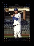 2007 Topps #645  Angel Sanchez  Front Thumbnail