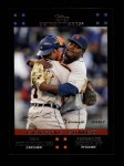 2007 Topps #654   -  Ivan Rodriguez / Fernando Rodney Classic Combo Front Thumbnail