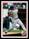2009 Topps #3  Andy Marte  Front Thumbnail