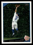 2009 Topps #124  Reed Johnson  Front Thumbnail