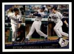 2009 Topps #246   -  B.J. Upton / Carl Crawford / Evan Longoria Rays Front Thumbnail