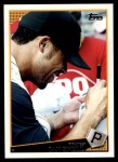 2009 Topps #343  Ian Snell  Front Thumbnail
