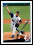 2009 Topps #364  Kevin Millwood  Front Thumbnail