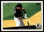 2009 Topps #516  Brian Anderson  Front Thumbnail