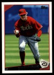 2009 Topps #552  Eric Byrnes  Front Thumbnail
