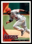 2010 Topps #141  Chone Figgins  Front Thumbnail