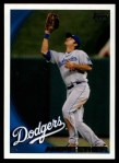 2010 Topps #247  Andre Ethier  Front Thumbnail