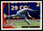 2010 Topps #207  Colby Rasmus  Front Thumbnail