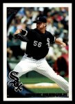 2010 Topps #358  Mark Buehrle  Front Thumbnail