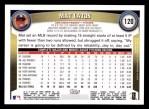 2011 Topps #120  Mat Latos  Back Thumbnail