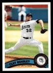 2011 Topps #167  Clay Hensley  Front Thumbnail