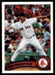 2011 Topps #364  Tim Wakefield  Front Thumbnail