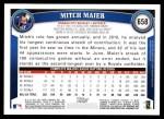 2011 Topps #658  Mitch Maier  Back Thumbnail