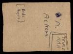 1962 Post #27 SL Jim Gentile   Back Thumbnail