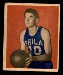 1948 Bowman #34  Joe Fulks  Front Thumbnail