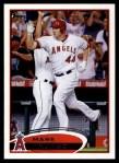 2012 Topps #281  Mark Trumbo  Front Thumbnail