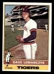 1976 Topps #409  Dave Lemanczyk  Front Thumbnail