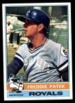 1976 Topps #167  Freddie Patek  Front Thumbnail