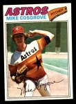 1977 Topps #589  Mike Cosgrove  Front Thumbnail