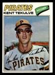 1977 Topps #374  Kent Tekulve  Front Thumbnail
