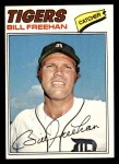 1977 Topps #22  Bill Freehan  Front Thumbnail